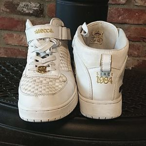 Mecca Mid Top Sneakers Mens Size 10.5